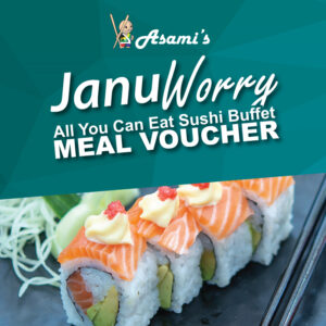 JanuWorry - All You Can Eat Sushi